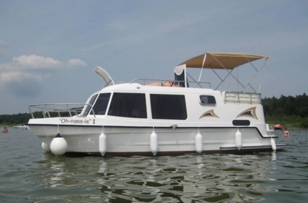 Voyager 860 offen